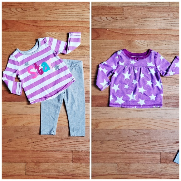 The Children S Place Shirts Tops Baby Girls Clothes Size 912